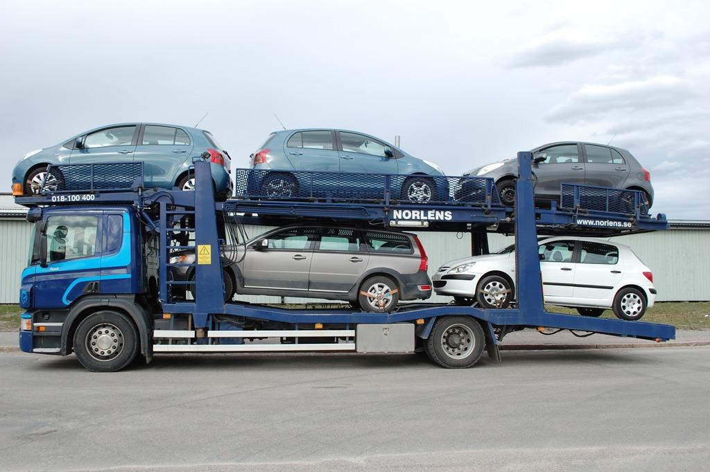 Biltransport Scania G440
