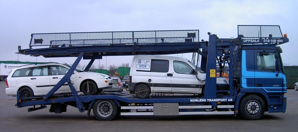 Biltransport Volvo FM420