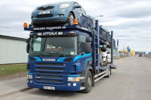 Biltransport Scania P230