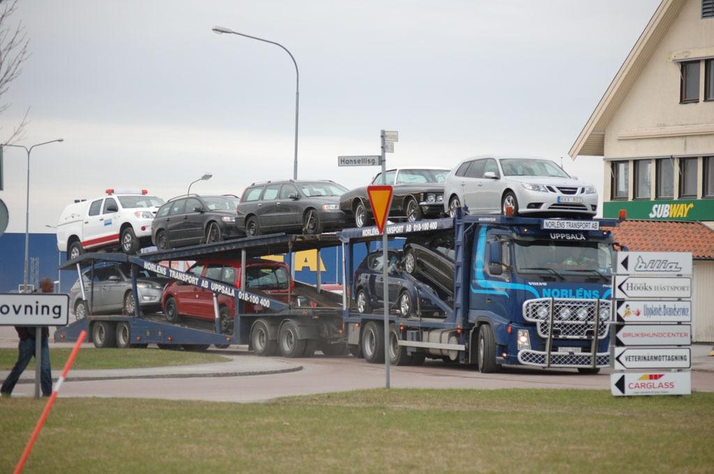Biltransport Volvo FM